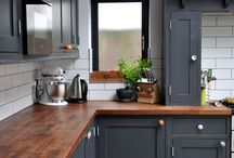 Kitchen / Our new Kitchen ideas.