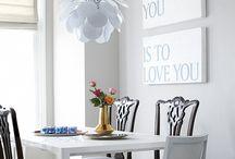 Kitchen decor  / by Rose Sylvester