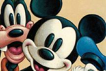 Disney Classics / Alles wat met Disney te maken heeft.