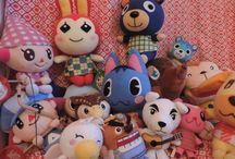 Animal Crossing / Animal Crossing toys, plush, figures, rare, Nintendo, collectibles, Japan toys