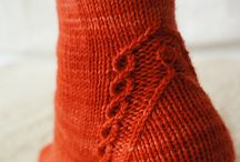 Knitting:  Socks, Mitts, Hats / by Lone Bach