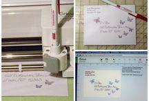 Scan & Cut & Drucken....