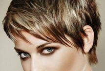 Hairstyles / Short hair style