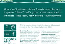 Forests Asia / All pins related to the Forests Asia Summit in Jakarta, May 5-6. / by CIFOR - Center for International Forestry Research