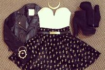 Pretty outfits, cause you can never look to good!