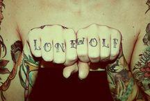 Knuckle Tattoo Love