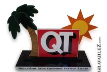 Custom Awards / Unique and custom awards that we have done for different companies and organizations.We can create awesome custom awards for any occasion. If your organization has a special project or is thinking about something let us know how we can help.