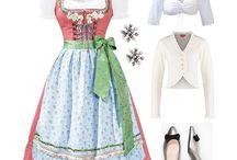 WIESN - TRENDS / ideas for your perfect Oktoberfest dress