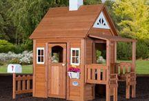 kids playhouse / by Jennifer Chase