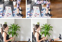 Workout at Home / If you don't want to go to the gym but still want to get a workout in for today, the options are endless. Home workouts from strength training, HIIT, cardio, and more can be found here.