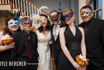 Unique Wedding Themes / Historic Oakland has been transformed for many unique wedding themes.