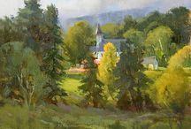 Landscapes Oil / all landscapes in oil