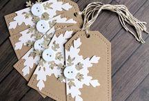 jmenovky na darky / gift tags