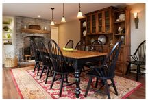 Dining Rooms / by BROCK DESIGN GROUP