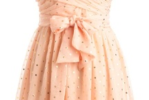 Cute dresses for the girls / by David Garcia