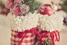 Christmas decorations / by Eleonora Kozlovska