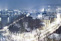 """Canon   Fotosoutěž """"Zimní město"""" / Naší Canon fotosoutěže s podtitulem Zimní město se zúčastnilo více než 800 fotografií. Představujeme ty, které se dostaly do užšího výběru a mají tak stále šanci získat jednu z deseti cen."""