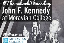 History / Historical things about Moravian / by Moravian College