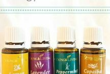 Essential oil's Young living