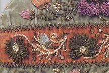 Tatar embroidery