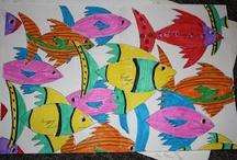 Art Lessons- Animal Art