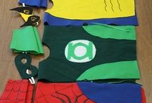 Homecoming Superheroes / by Julie Cantwell