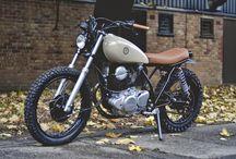 Suzuki TS185 resto