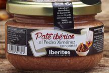 Pates / Paté a la pimienta, Ibérico, de ciervo, de perdiz y muchos tipos más de patés y cremas para las ocasiones más especiales.