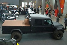 Truck and off road vehicle. / by sion Pascal