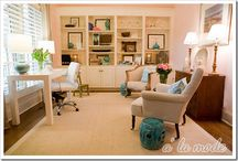 Built ins for Fireplace Room / by Julie Nors