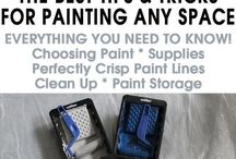 How to paint just about anything!