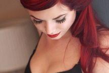 Pinup Hair & Makeup