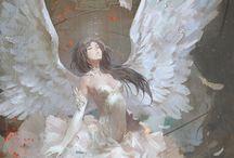 天使&妖精&人魚