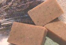 Handmade/Body / lip balms, lotion bars, soaps