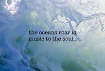 The oceans roar is music to my soul!⚓️