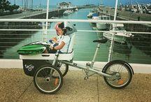 Taga Family Bike / Bicicletta per portare i bambini