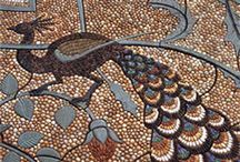 Pebble Mosaic / by Jean Tarbell Cotton