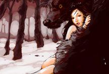 wolfs love