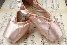 Ballet slippers / Scarpette da ballo