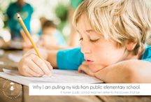 School - Homeschooling