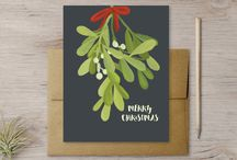 DIY - Christmas card