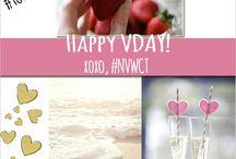 Happy VDAY 2014  / XOXO