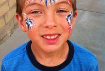 Maquillages enfants pour école / maquillages rapides pour l'école