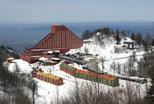 Türkiye'de Kış Sporlarının Yapıldığı Yerler