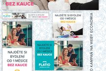 Graphic design / Graphic design concepts and products of FLATIO
