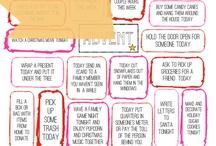 advent ideas for teens