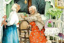 Inge Look& Hilda