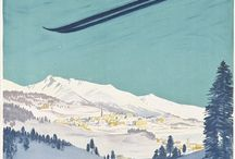 swiss 19th century posters