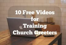 Church / Ideas and learning for church ministries and leaders