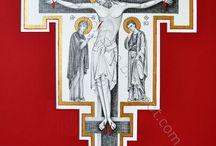 ikony- krzyż
